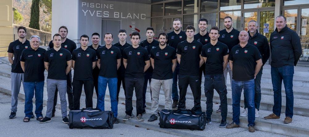 Équipe première - LNA