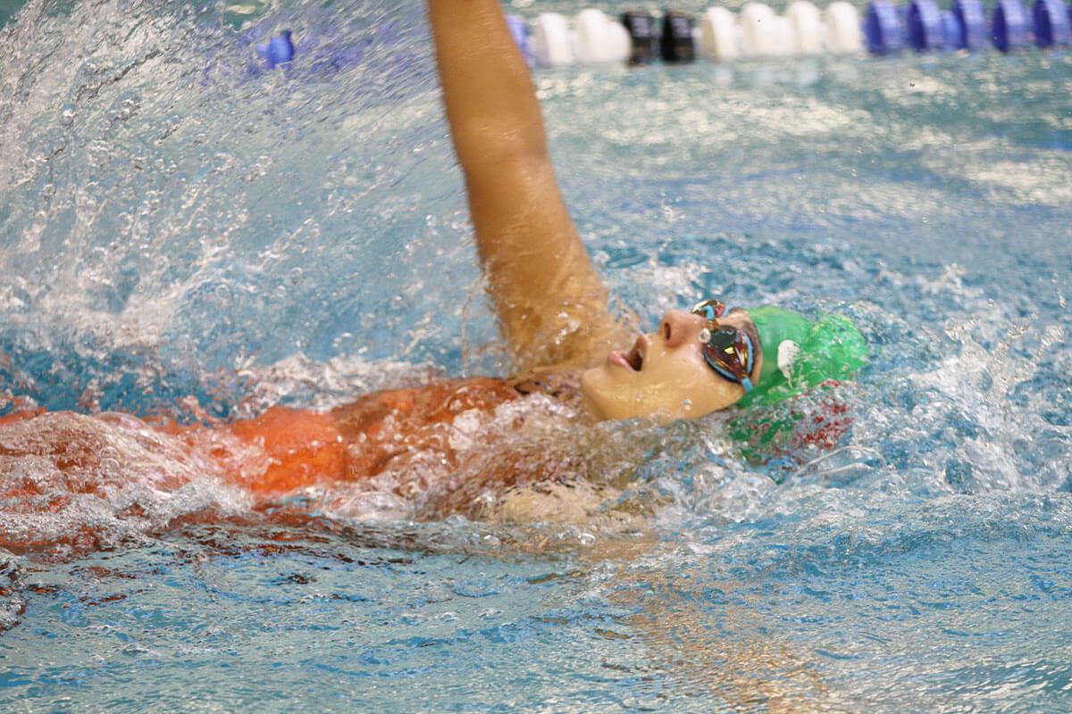 Carouge Natation - Niveau 3 - école de natation