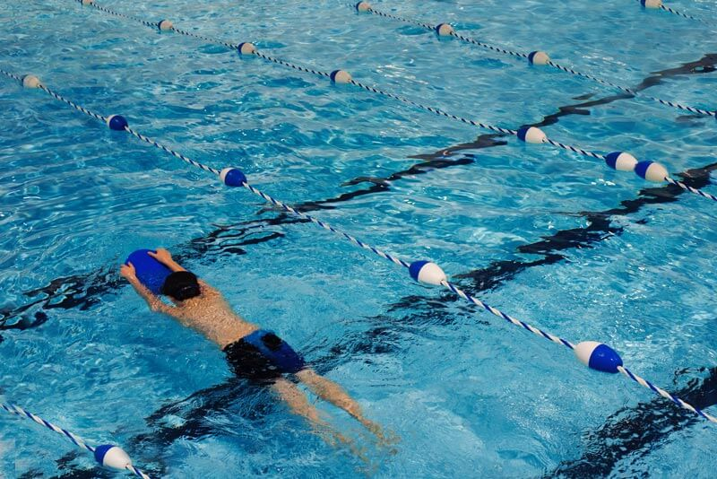 cours particulier natation