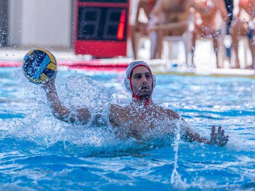 Kyriakos Pontikeas Water Polo Carouge